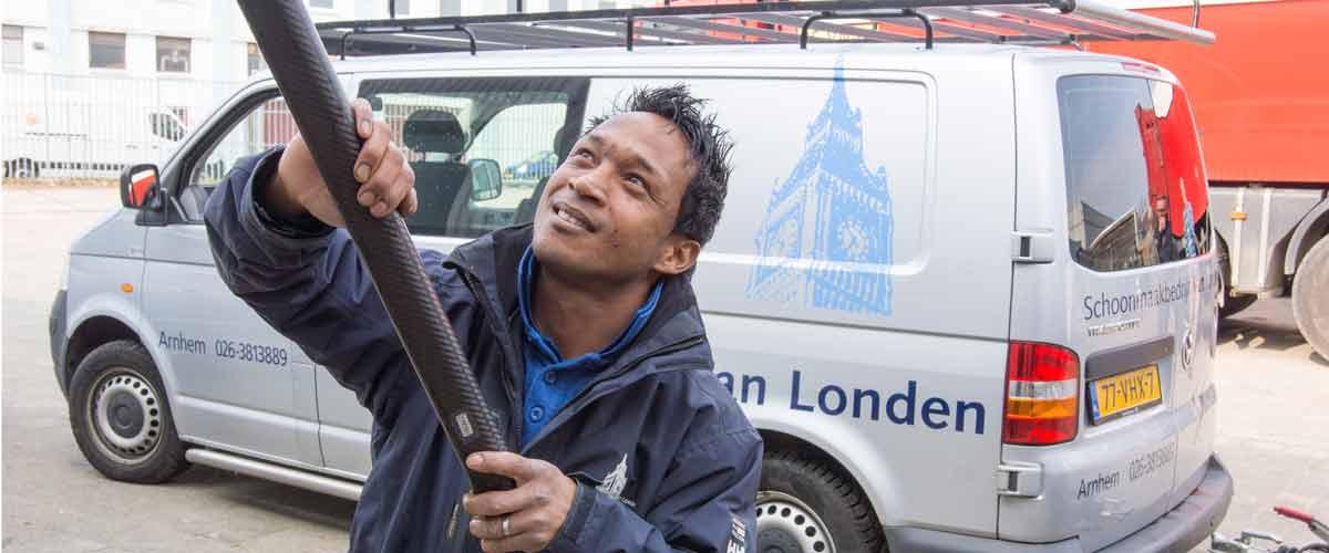 SMB Van Londen - Glasbewassing Osmose